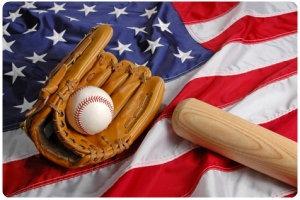 an introduction to the history and popularity of baseball in america Editor's note: this article was originally written in 1995, just after baseball had emerged from it's longest work stoppage that's why much of the focus is on.